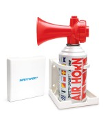 SAFETY-SPORT AIRHORN / BEVERAGE HOLDER MSRP: <strike> $7.99</str